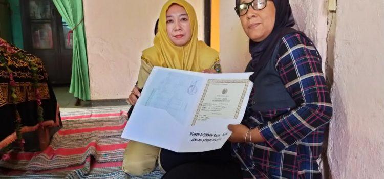 Lempeng Gapit di Tiga Kecamatan pada Akhir Pekan Awal Bulan November 2019